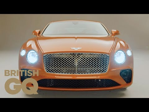 The New Bentley Continental GT: Fast And Smooth | British GQ