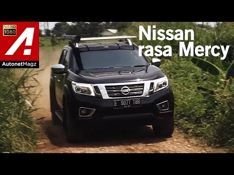 Nissan Navara NP300 Review & Test Drive by AutonetMagz