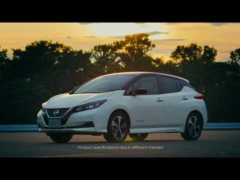 Introducing the New Nissan LEAF, the icon of Nissan Intelligent Mobility