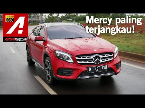 Mercedes-Benz GLA 200 AMG Line Review & Test Drive by AutonetMagz