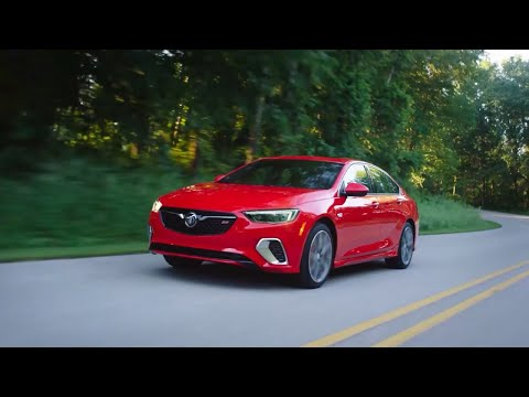 2018 Buick Regal GS - First Look