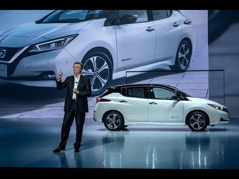 New Nissan LEAF: EVP Daniele Schillaci on the icon of Nissan Intelligent Mobility