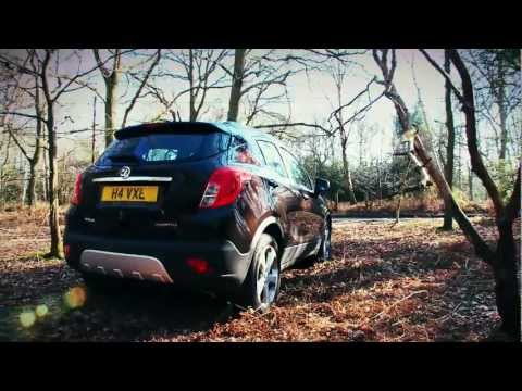 New Vauxhall Mokka 2013 - Which? Car first drive
