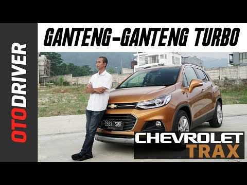 Chevrolet Trax Facelift 2017 Review Indonesia | Otodriver | Supported by GIIAS 2017