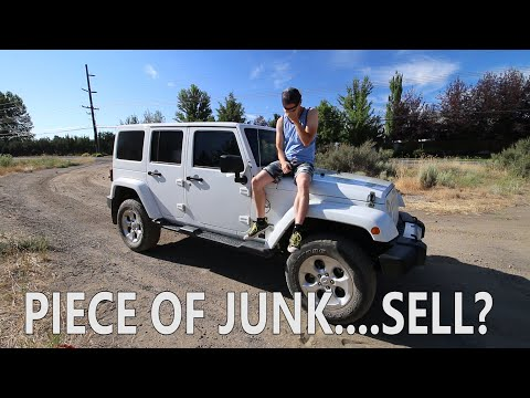 6 Reasons NOT to buy a Jeep Wrangler