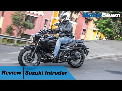 Suzuki Intruder 150 Review - Avenger 150 Beware | MotorBeam
