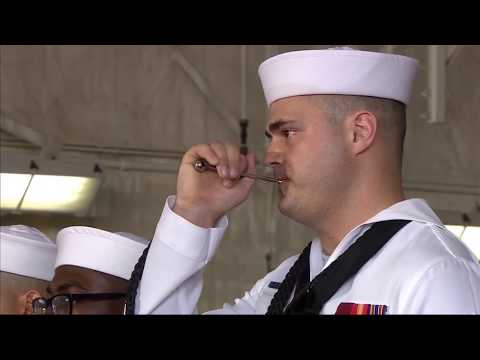Commissioning of the USS Gerald R. Ford