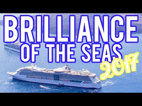 Brilliance of the Seas [2017]  // kazzified29