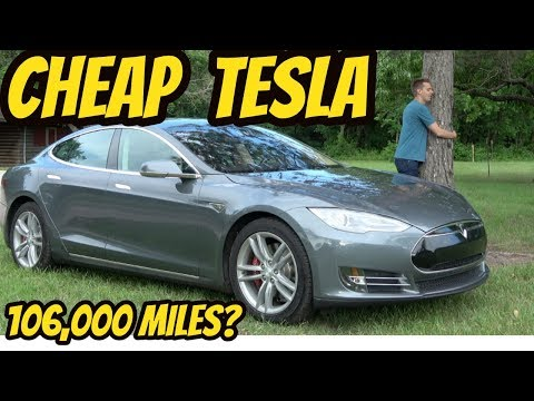 I Bought the Cheapest Tesla Model S in the USA