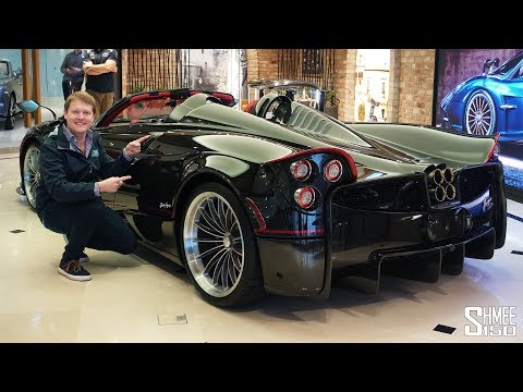 Is the Pagani Huayra Roadster the Best Car in Melbourne?