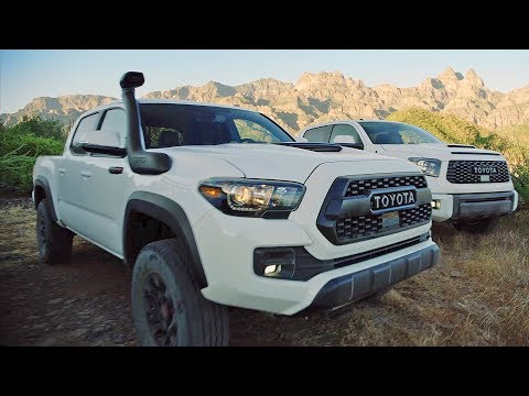 2019 Toyota TRD Pros – Ultimate Off-Road Performance