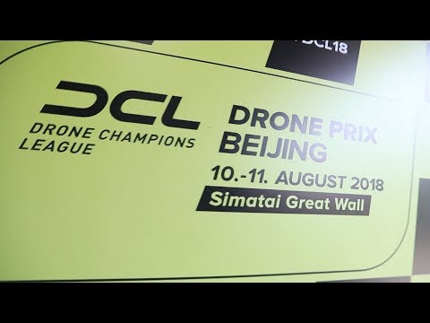 International drone race takes place at Beijing