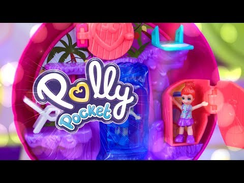 Unbox Daily: ALL NEW Polly Pocket 2018 | Mini Dolls | Play Sets | Accessories & more