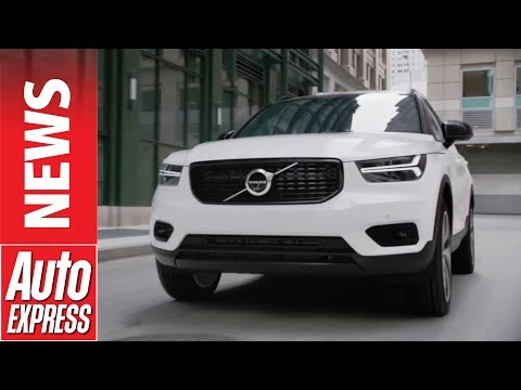 New Volvo XC40 revealed to challenge BMW X1 and Jaguar E-Pace