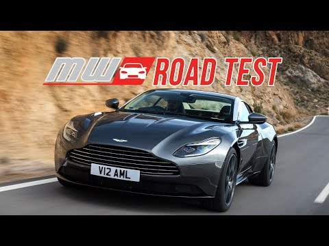 2017 Aston Martin DB11 | Road Test