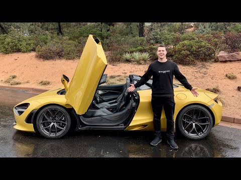 2019 Mclaren 720S Spider Review! - Is It Worth $315,000?