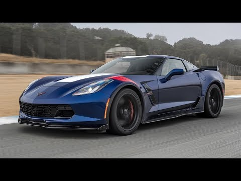 2017 Chevrolet Corvette Grand Sport Hot Lap! - 2017 Best Driver