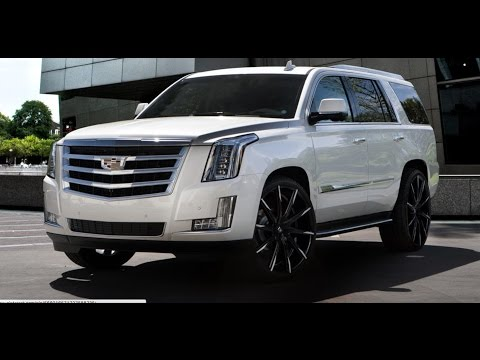 2017 Cadillac Escalade luxury - Why you should drive this car!
