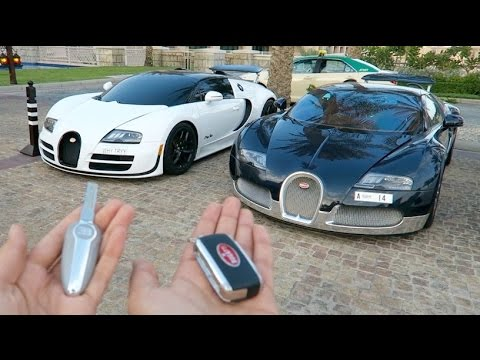 Racing in my Friends Bugatti !!!