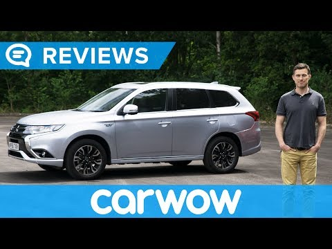 Mitsubishi Outlander PHEV 2018 SUV in-depth review | Mat Watson Reviews