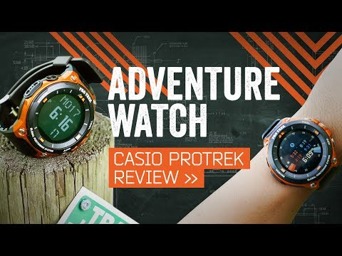 Casio ProTrek Smart Review