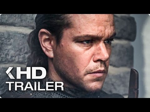 THE GREAT WALL Trailer 2 German Deutsch (2017)