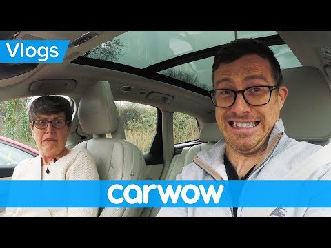 Scaring my mom with Volvo's latest self-driving tech   Mat Vlogs