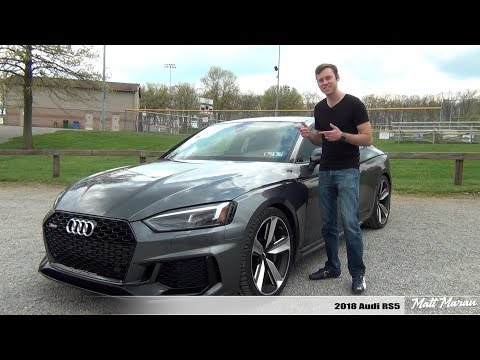 Review: 2018 Audi RS5 - Luxurious Backroads Beast!