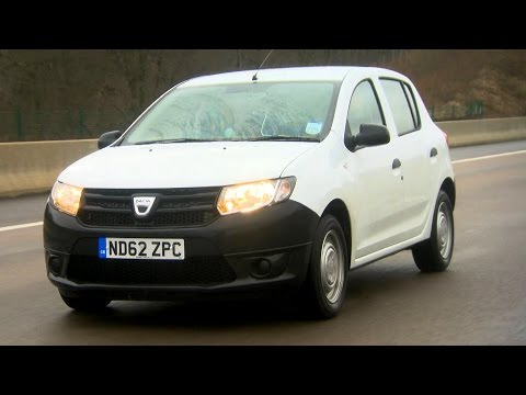 Trying The Cheapest Car In Europe: The Dacia Sandero - Fifth Gear