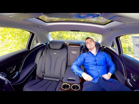 2016 Mercedes-Maybach S600 Review! - More Luxurious Than A Rolls Royce?