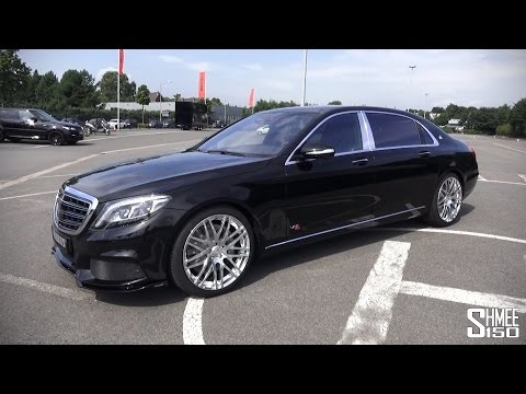 IN DEPTH: Brabus Maybach 900 Rocket - Full Tour