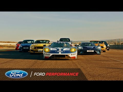 Ford Performance Time Trials | Ford Performance