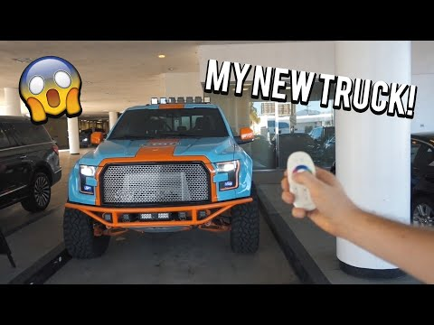 I JUST BOUGHT TWO TRUCKS!