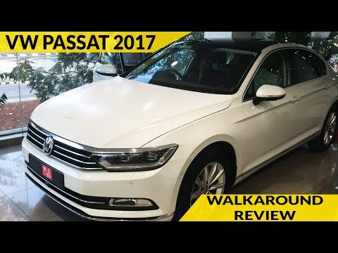2017 Volkswagen Passat India Review