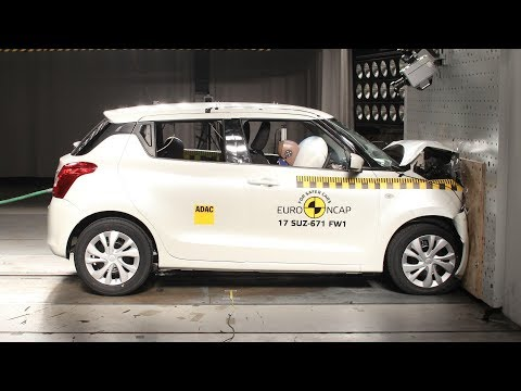 2017 Suzuki Swift - Crash test