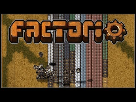 Factorio 0 16 PREVIEW! Artillery Trains, Cliffs, Buffer Chests, and