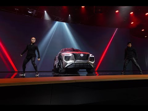 Nissan unveils Xmotion at North American International Auto Show