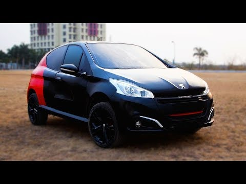 Peugeot 208 GTI Ambassador Walkaround | Top Gear
