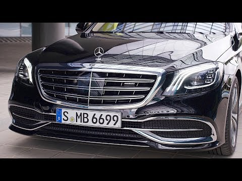 Mercedes-Maybach S-Class (2018) Exclusive Luxury Car