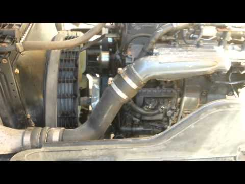DAF LF45.220 Engine code GR 165