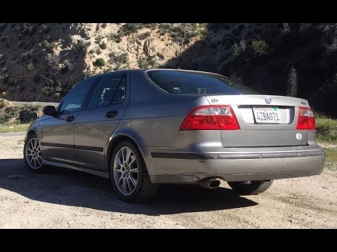 2002 Saab 9-5 Aero - One Take