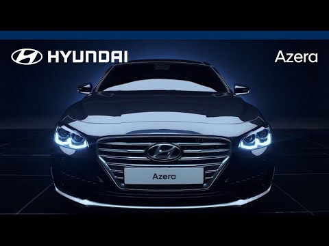 [The all new Azera] product video