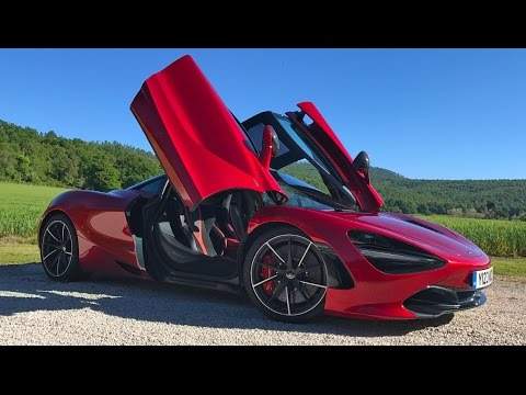 McLaren 720S - First Drive Of My New Car!