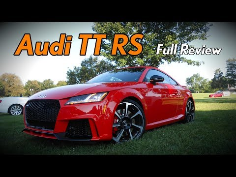 2018 Audi TT RS Coupe: Full Review