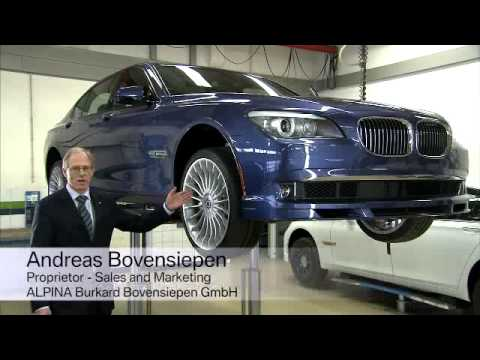 BMW ALPINA B7 | AutoMotoTV