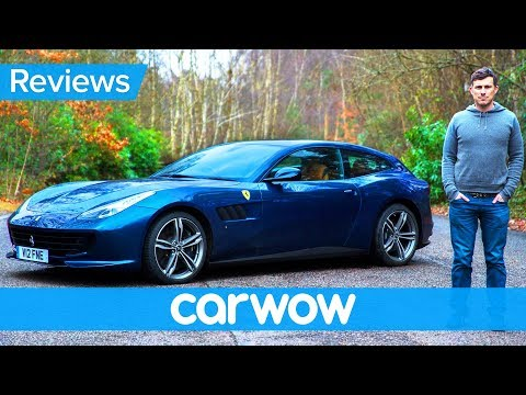 Ferrari GTC4Lusso 2018 review – see why it
