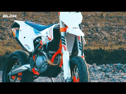 Finally a Supermoto! KTM 500 EXC | Supermoto BuiLDH #5