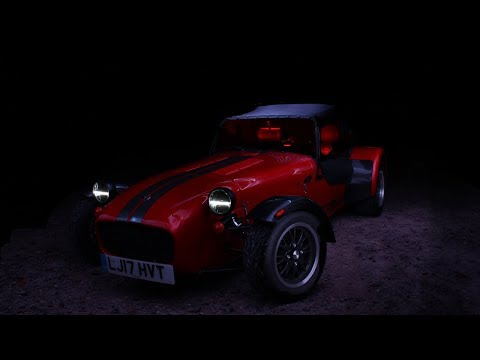 Caterham Seven 360R - the ultimate daily? | Music Motors (Review)