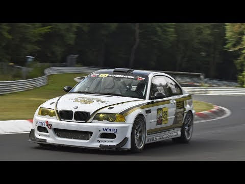 700 HP SUB 7 BTG BMW E46 M3: THE CRAZIEST NÜRBURGRING RIDE OF MY LIFE