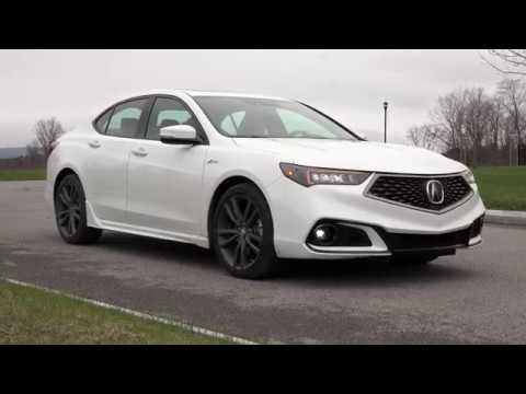 Acura TLX A-Spec 2018 | Full Review | with Steve Hammes
